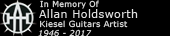 In Memory of Allan Holdsworth